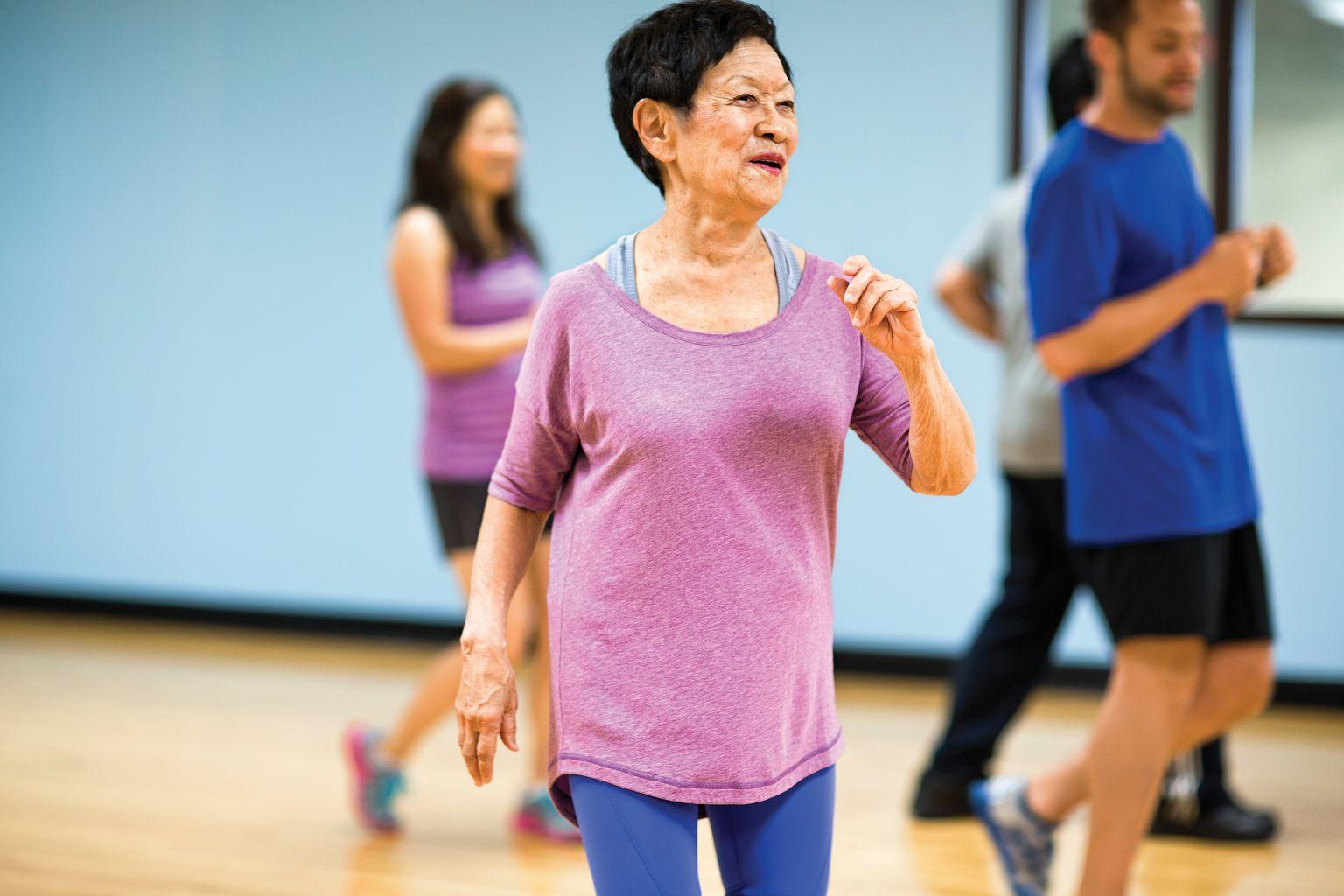 Health Management Arthritis Exercise