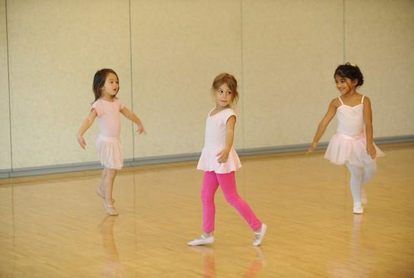 Infant Preschool Creativfe Dance