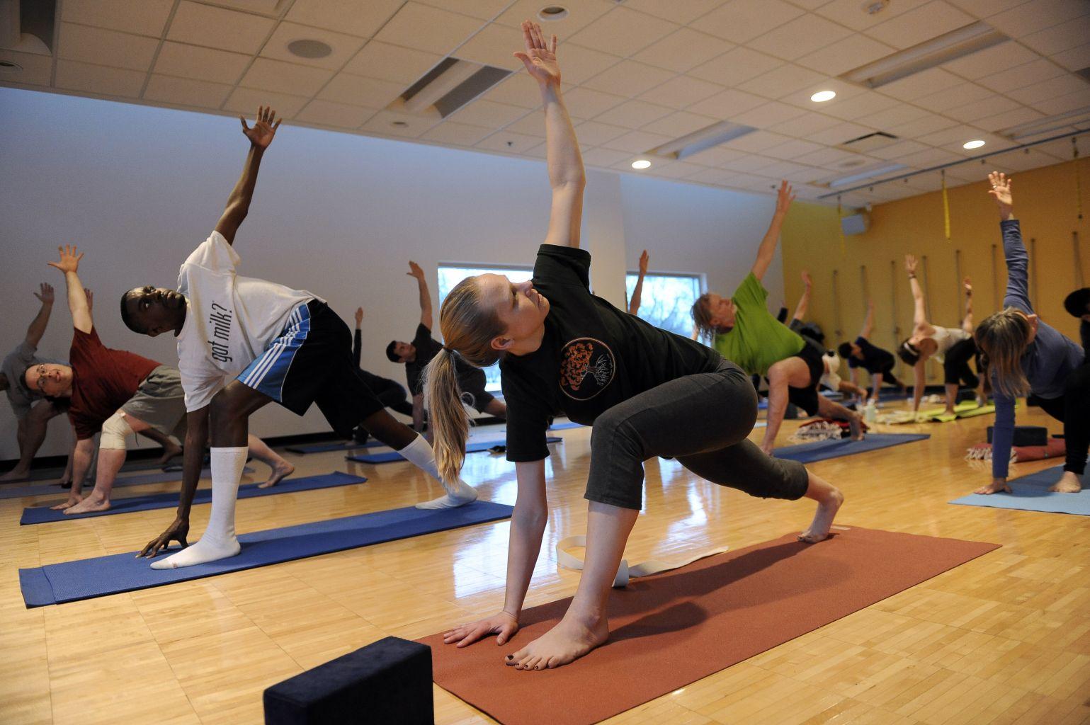 Yoga for Athletes | Ann Arbor YMCA