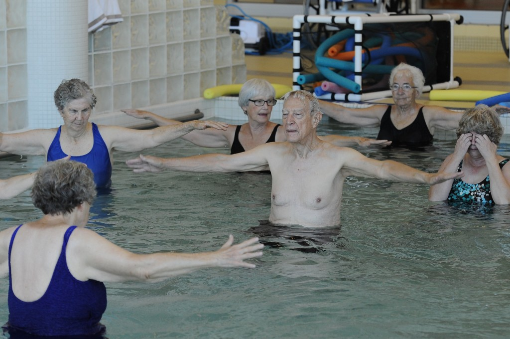 Active Older Adult Water Exercise Free Ann Arbor Ymca