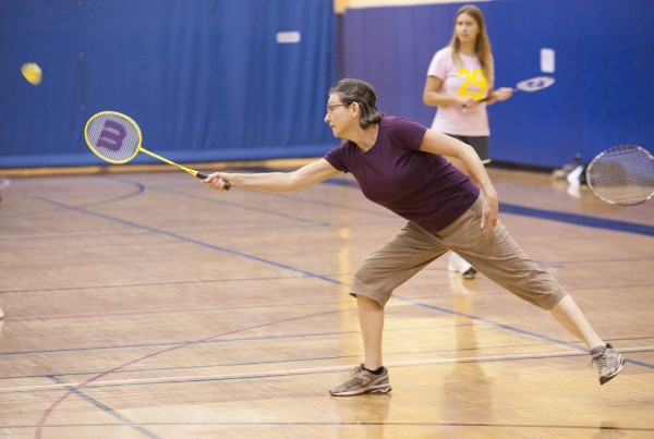 Adult Badminton
