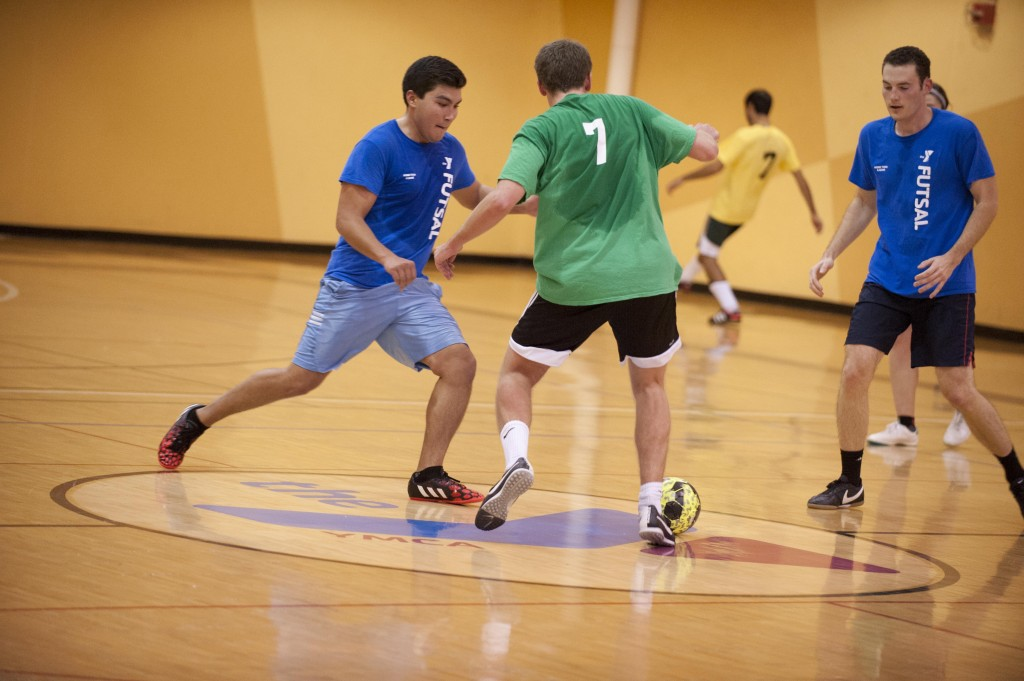 Adult Indoor Soccer 5