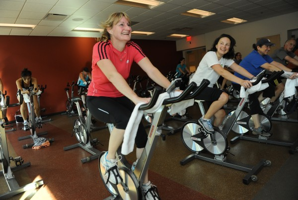 Adult Studio Cycling Bike and Tone