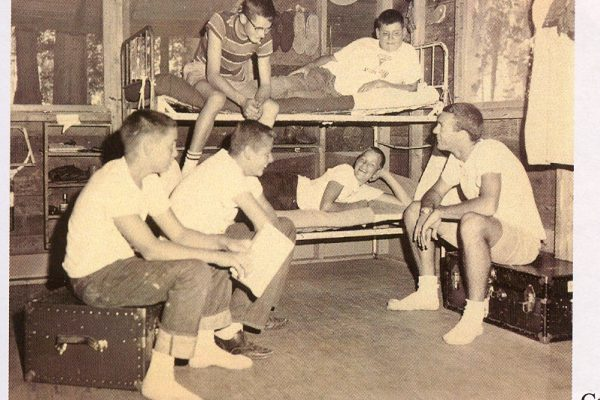 Boys in Cabin