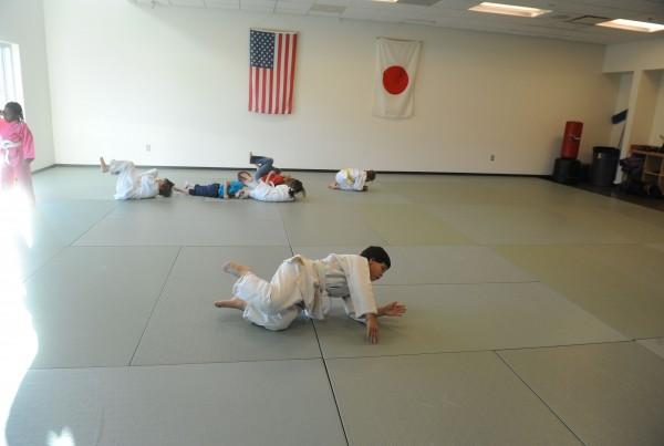 School Age Aikido