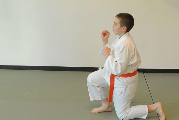 School Age Judo