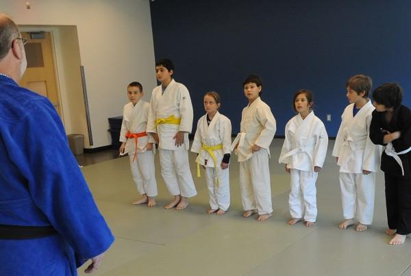 School Age Karate