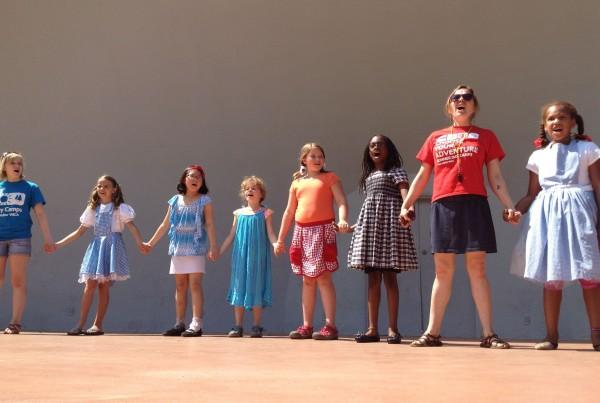 School Age Theatre