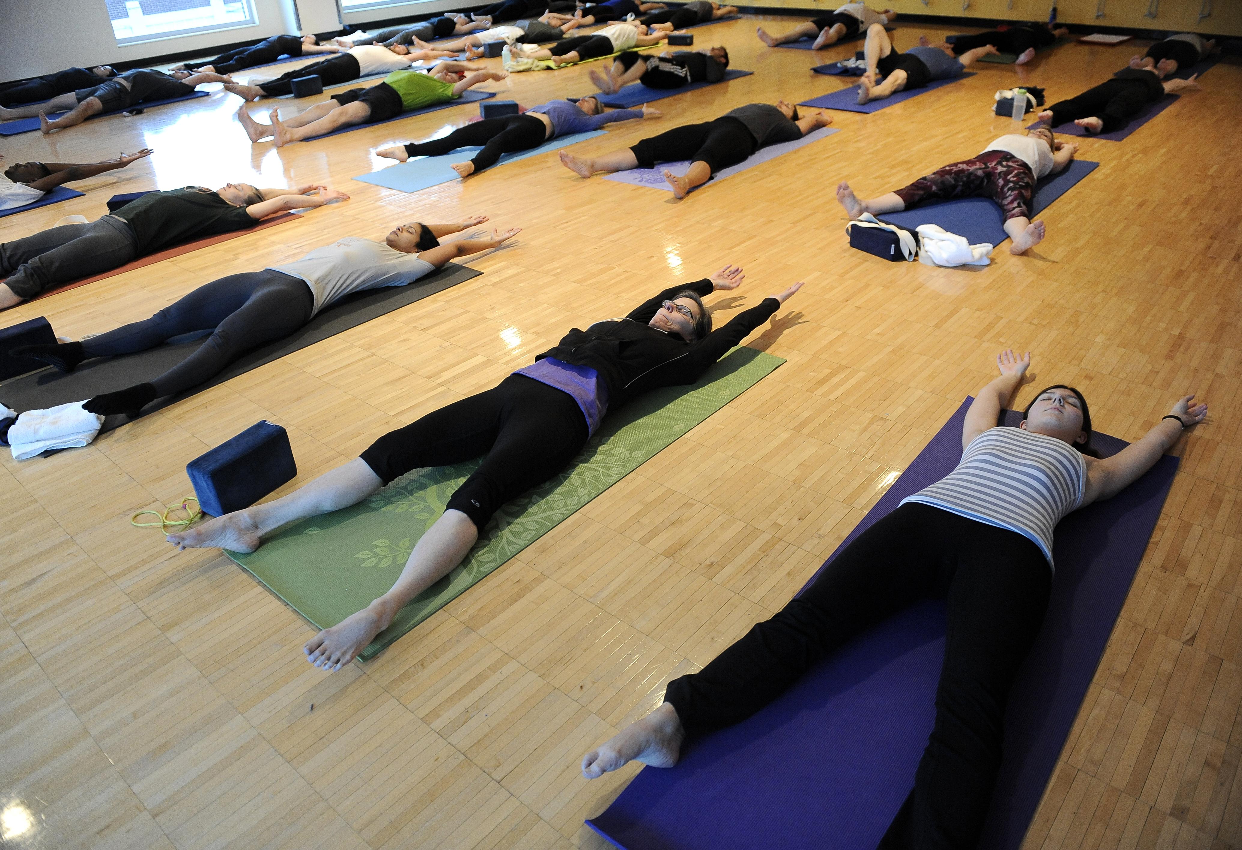 yoga ann arbor