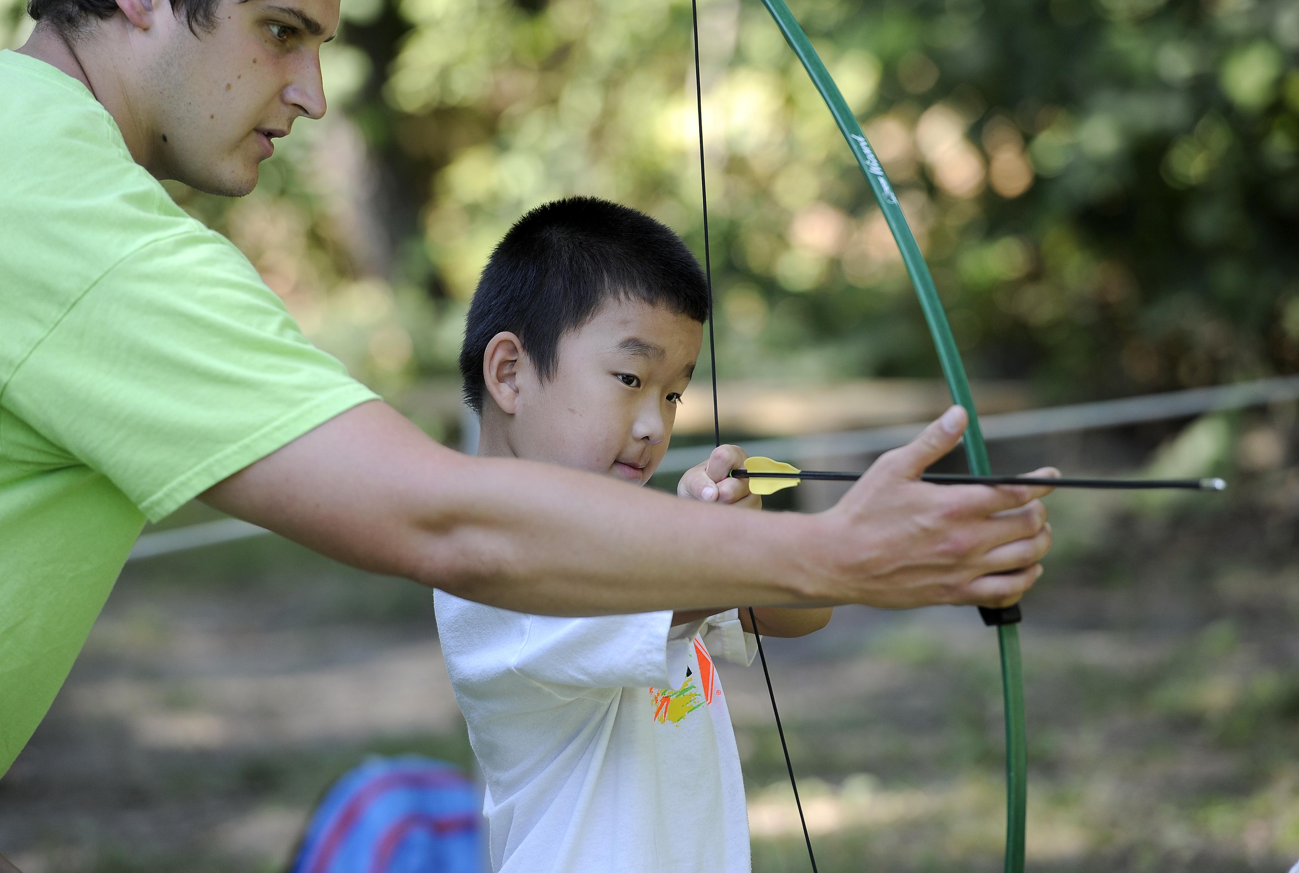 YMCA Camp Birkett, July 28, 2015.