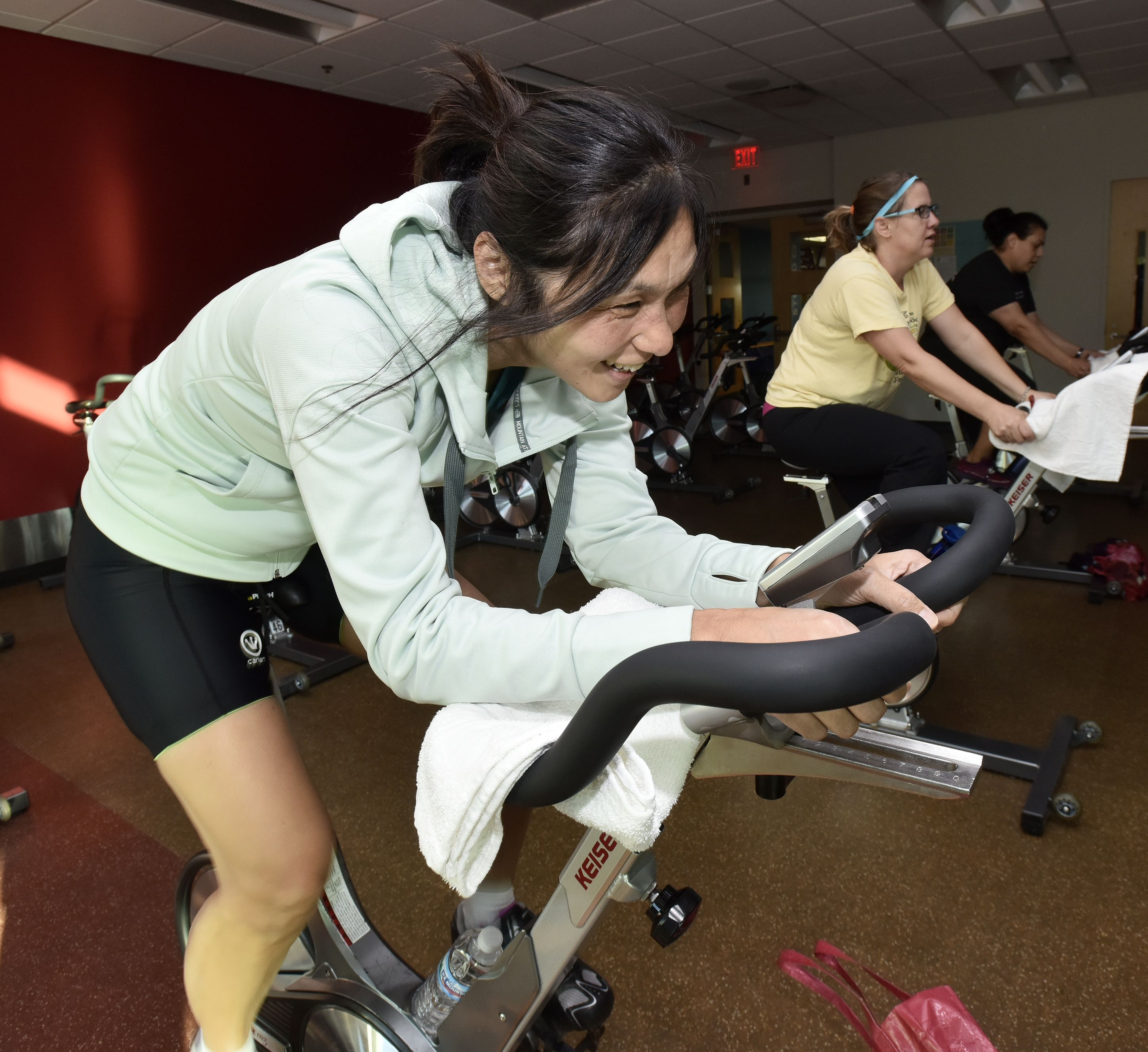 Studio Cycling | Ann Arbor YMCA