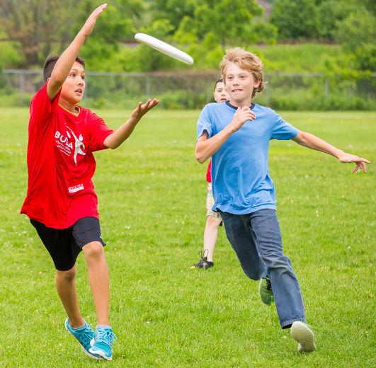 ultimate frisbee clinic ann arbor ymca